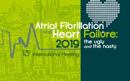 Atrial Fibrillation and Heart Failure 2019: many news and inputs to strategical changes